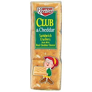 Keebler Club N Cheddar Crackers thumbnail