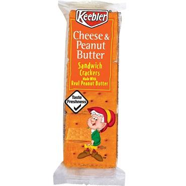Keebler Peanut Butter/Chs Cracker thumbnail