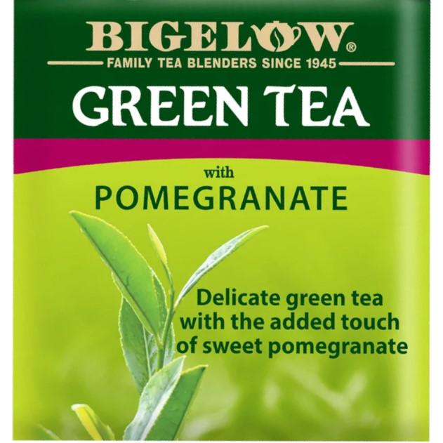 Bigelow Green w/ Pomegranate thumbnail