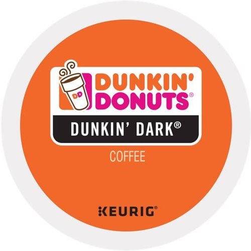 K-Cup Dunkin Dark Coffee thumbnail