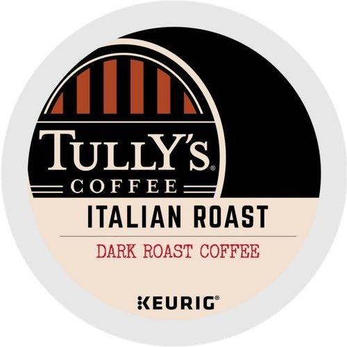 K-Cup Tully's Italian Roast thumbnail