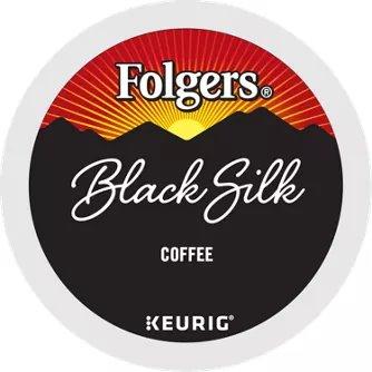 K-Cup Folgers Black Silk thumbnail