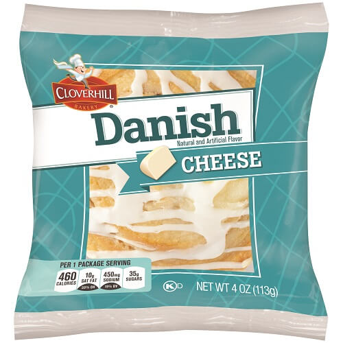 Cloverhill Cheese Round Danish thumbnail