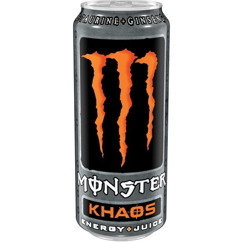 Monster Khaos 16oz thumbnail