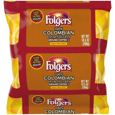 Folgers Colombian Coffee Reg1.75 thumbnail
