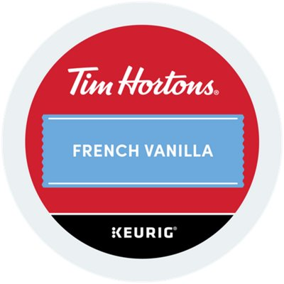 K-Cup Tim Hortons French Vanilla 24ct thumbnail