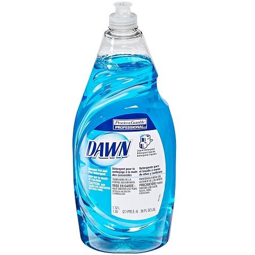 Dawn Dish Soap 38oz thumbnail