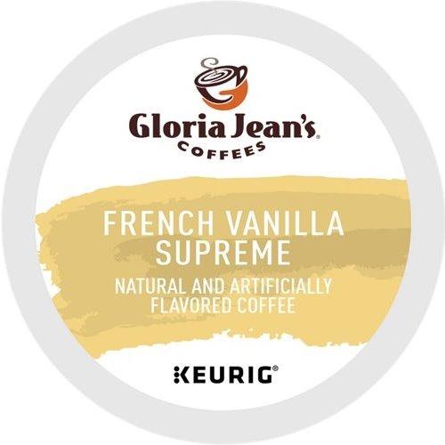 K-Cup Gloria Jean French Vanilla Supreme thumbnail
