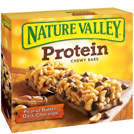 Nature Valley Protein Dark Chocolate Peanut Butter thumbnail