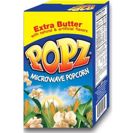 Popz Extra Butter 2.9oz thumbnail