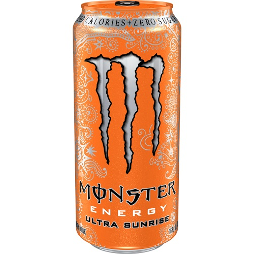 Monster Ultra Sunrise 16oz thumbnail