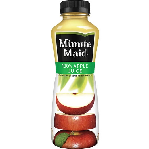 Minute Maid Apple Juice 12oz thumbnail