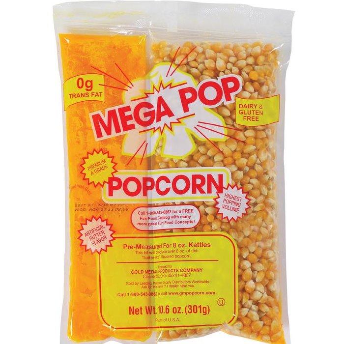 Mega Pop Popcorn 8oz thumbnail