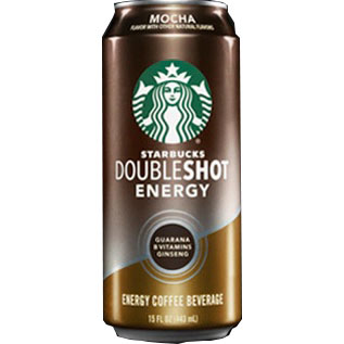 Starbucks Coffee Double Shot Mocha 15oz thumbnail