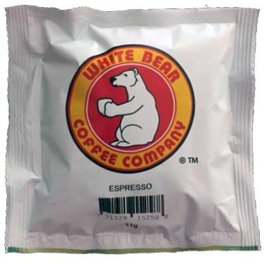 White Bear Espresso Pods thumbnail