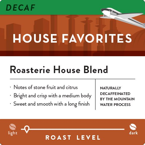 KC Roasterie Decaf 4oz thumbnail