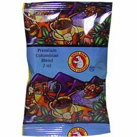 White Bear 6307 Premium Columbian 2oz - Filter Pack thumbnail