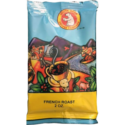 White Bear French Roast 2oz thumbnail