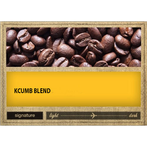 KC Roasterie KCUMB Blend 2lb Ground thumbnail