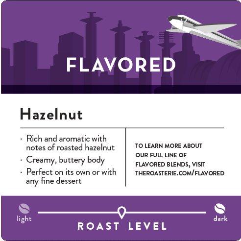 KC Roasterie Hazelnut Coffee 5lb Ground thumbnail