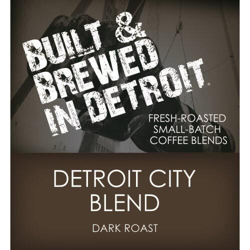 Built & Brewed Detroit City 2.5oz thumbnail