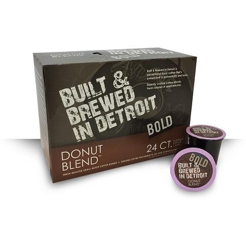 K-Cup Built & Brewed Donut Blend thumbnail