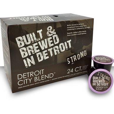 K-Cup Built & Brewed Detroit City Blend thumbnail