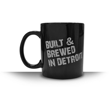 Built & Brewed Coffee Mug thumbnail