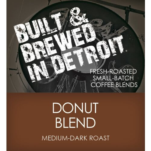 Built & Brewed Ground Donut 12oz. Retail thumbnail