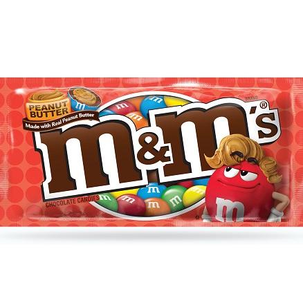 M&Ms Peanut Butter thumbnail