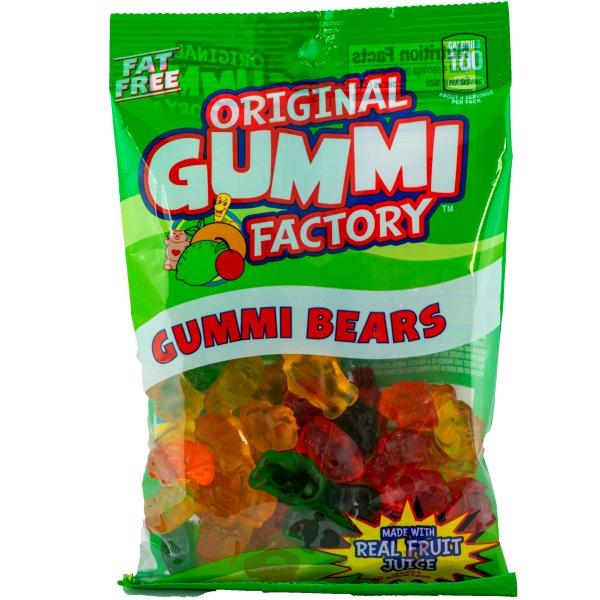 Original Gummi Fctry Bears 4.5oz thumbnail
