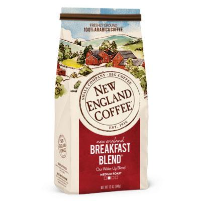 New England Coffee Breakfast Blend 6oz thumbnail