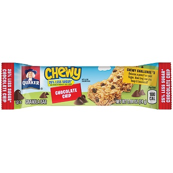 Quaker Chewy Chocolate Chip thumbnail