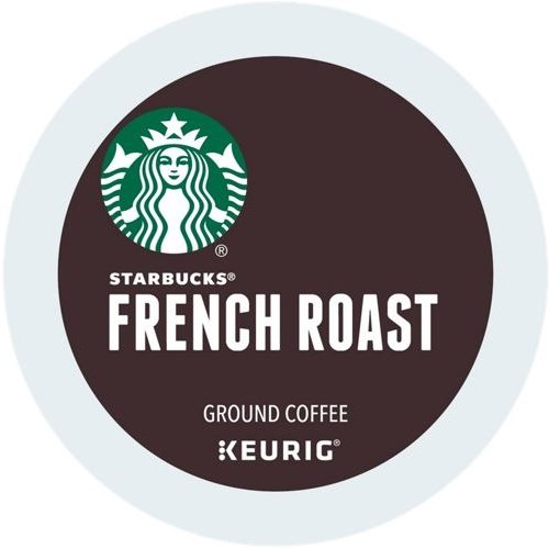 K-Cup Starbucks French Roast thumbnail