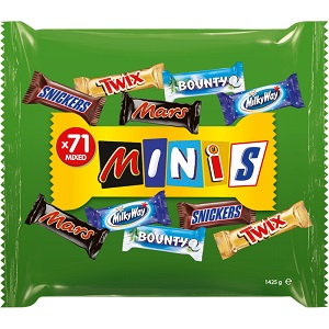 Mars Mixed Minis thumbnail
