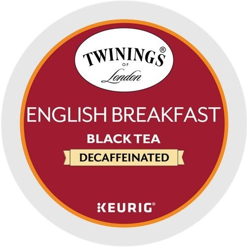 K-Cup Twining's English Breakfast Decaf thumbnail
