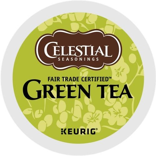 K-Cup Celestial Green Tea 24ct thumbnail