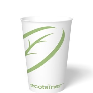 12 oz Ecotainer Hot Cup thumbnail