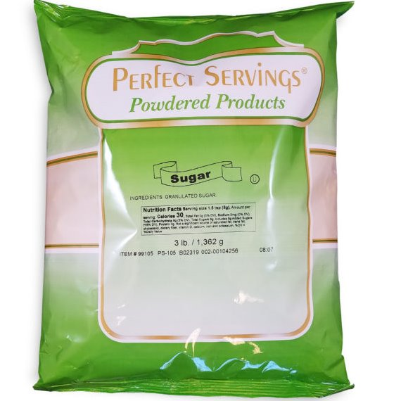 Perfect Serv Sugar 6/3lb thumbnail
