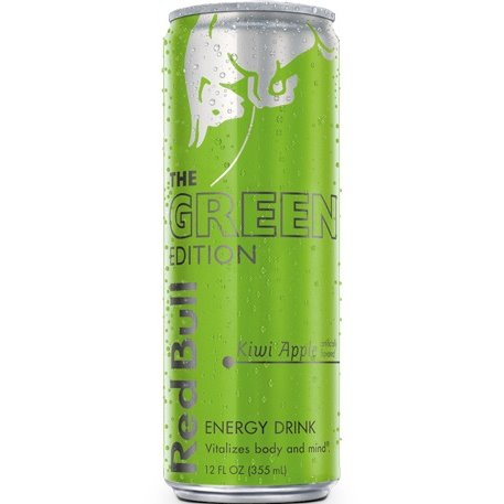 12oz Red Bull Kiwi Green thumbnail