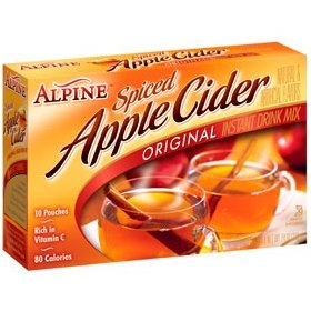 Alpine Apple Cider Packets thumbnail