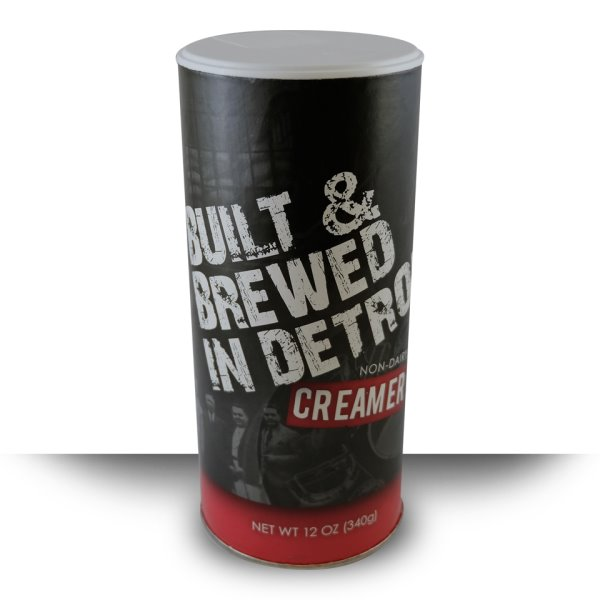 Built & Brewed Cream Canister thumbnail