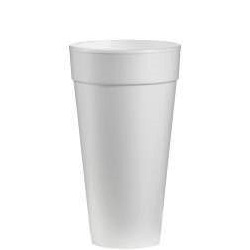 10oz. 10J10 Foam Cup Tall 1000ct thumbnail