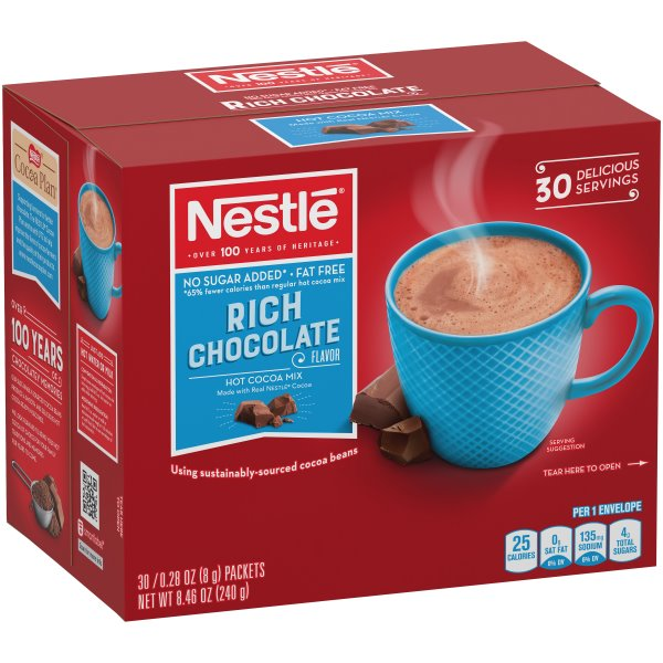 Nestle Hot Chocolate Sugar Free thumbnail