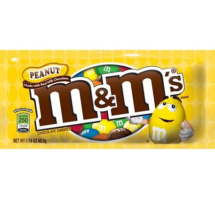 M&Ms Peanut Tear & Share thumbnail