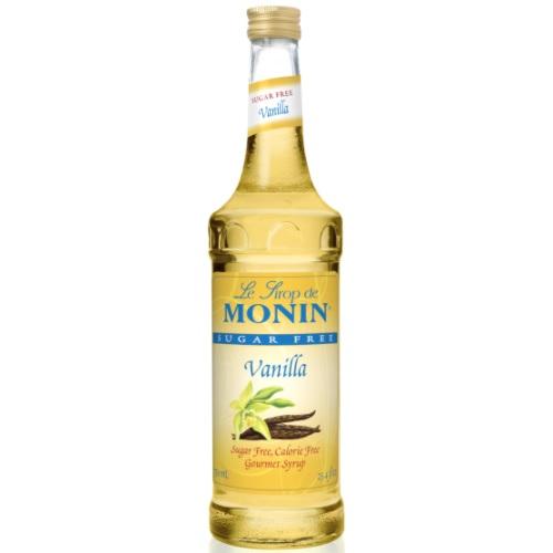 Monin Syrup Sugar Free Vanilla 25.4oz thumbnail