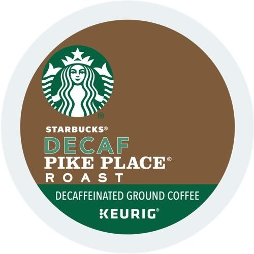 K-Cup Starbucks Pike Place Decaf thumbnail