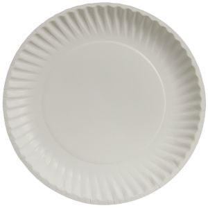 "9"" Aspen Paper Plate Heavy Weight thumbnail"