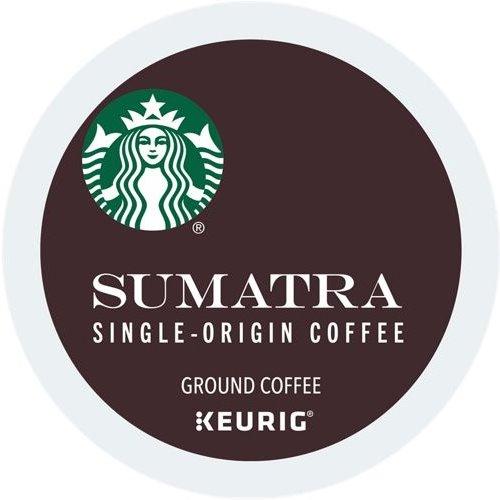 K-Cup Starbucks Sumatra Blend thumbnail