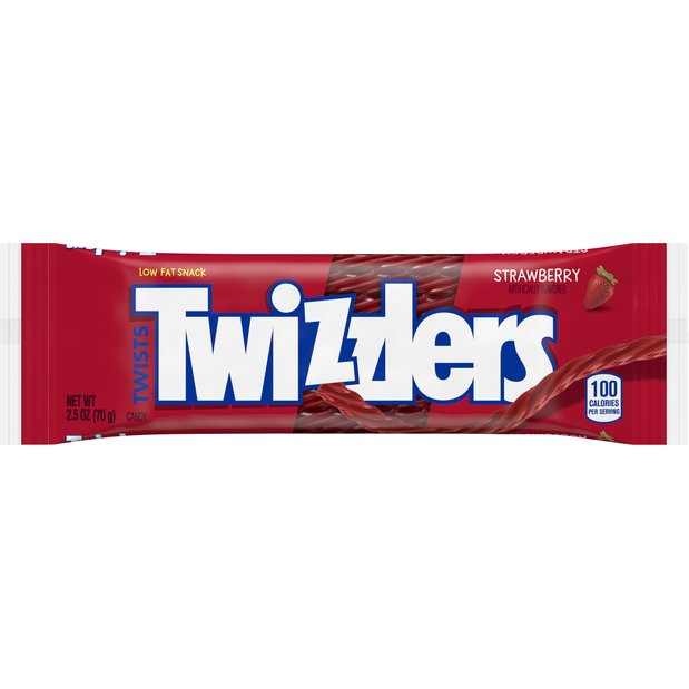 Twizzler Strawberry 2.5oz thumbnail